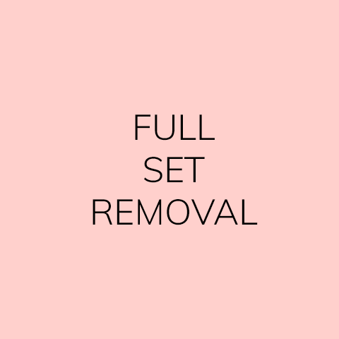 Removal of Full Set