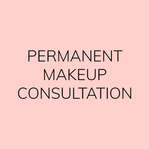 Permanent Makeup Consultation