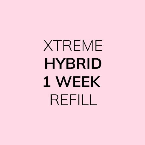 Xtreme 1 Week Hybrid Refill