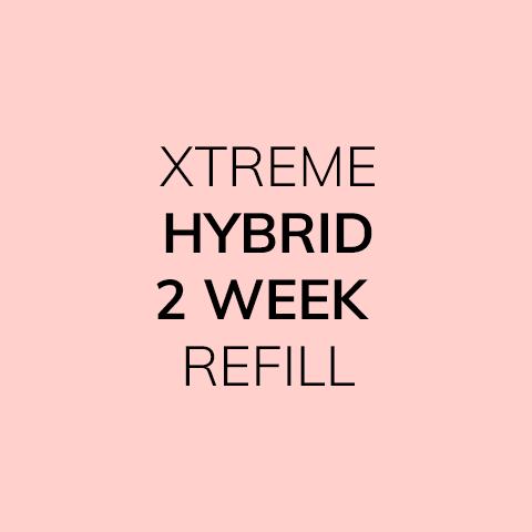 Xtreme Hybrid 2 Week Refill