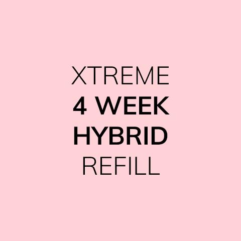 Xtreme 4 Week Hybrid Refill