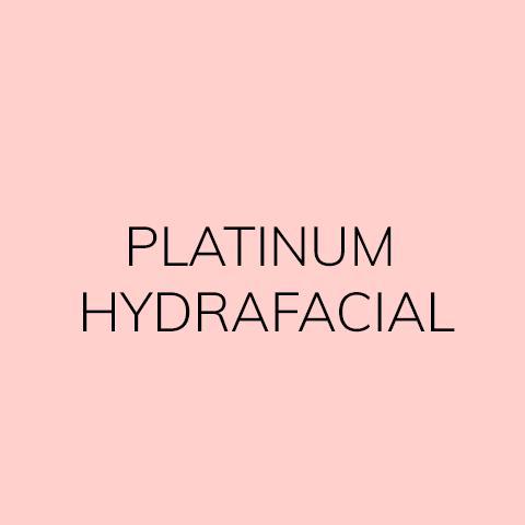 Platinum HydraFacial